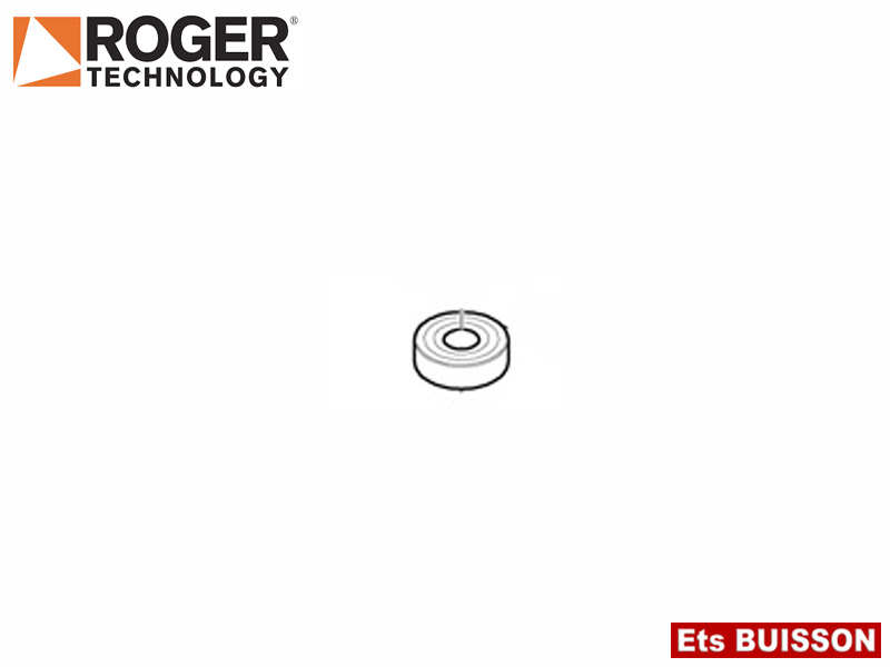 Roger Technology - R23 - 5 roulements pour pignon Ref. RS92