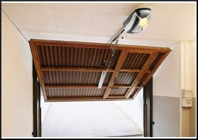 motorisation pour porte de garage basculante. Black Bedroom Furniture Sets. Home Design Ideas